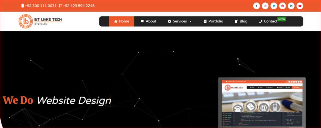 Best Web Designers in Pakistan