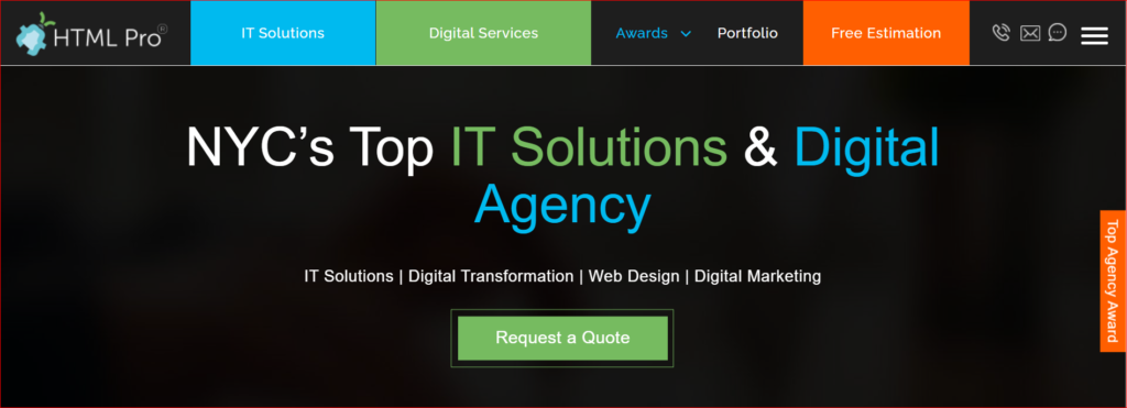 html pro web designers in pakistan